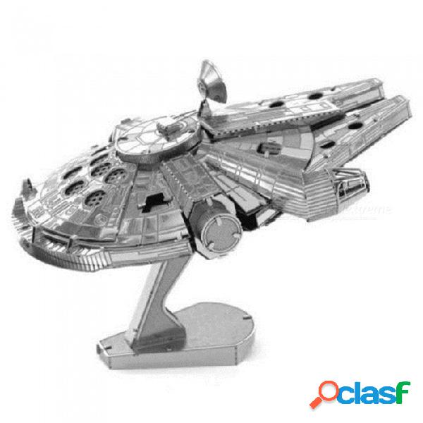 3d rompecabezas de metal modelo diy corte láser ensamblar jigsaw juguetes de decoración de escritorio regalo para niños adultos