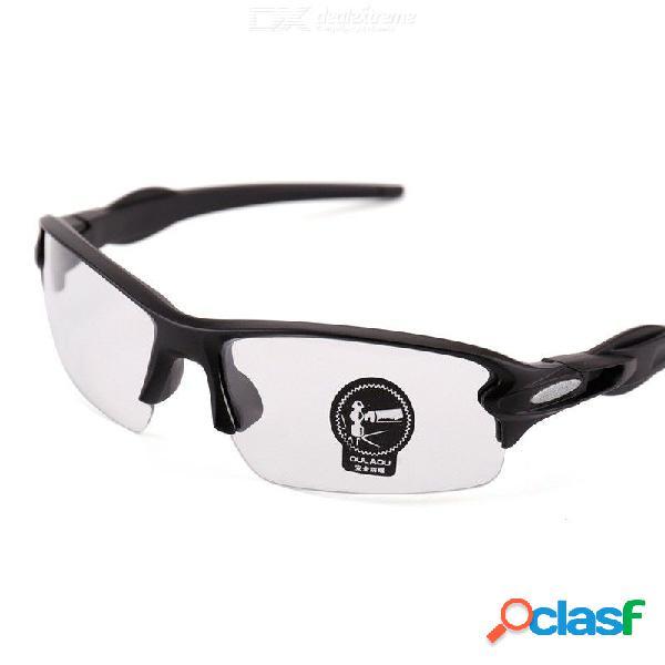 Gafas De Montar Al Aire Libre Conjunto Antivaho Protección UV Táctico Militar Juego De Esquí Gafas De Sol