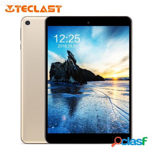 Teclast m89 tabletas 7.9 pulgadas android 7.0 mtk8176 hexa core 2.1ghz 3gb ram 32gb emmc rom cámaras duales pc