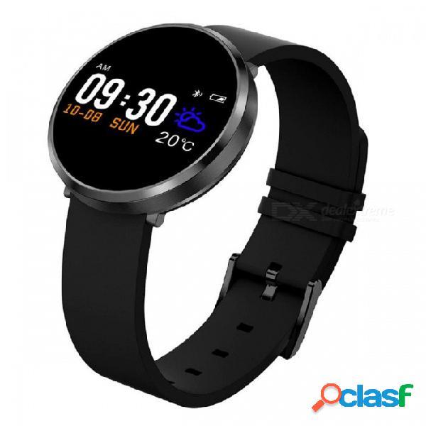 S3 pantalla a color pulsera de bluetooth inteligente ritmo cardíaco / monitoreo de oxígeno en la sangre / monitoreo del sueño / clase ip68 a prueba de agua