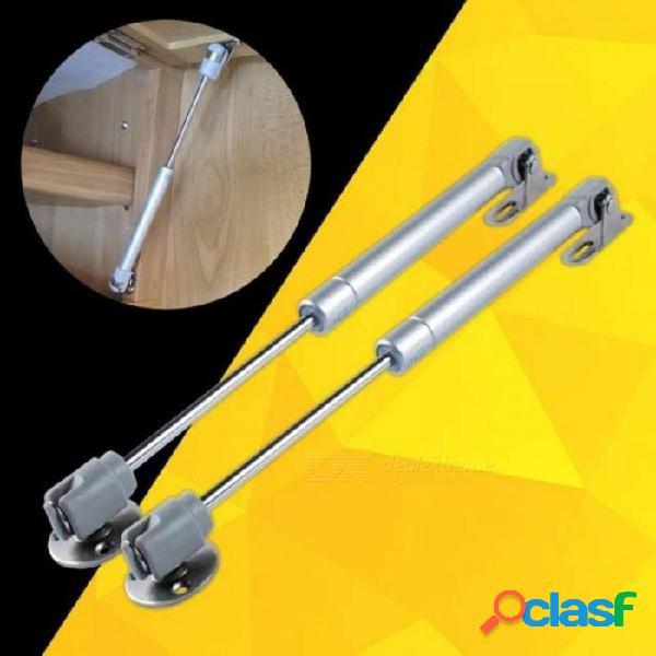 Muebles prácticos bisagra gabinete de cocina puerta elevador soporte neumático hidráulico gas resorte suspensión mantenga el hardware neumático 150N