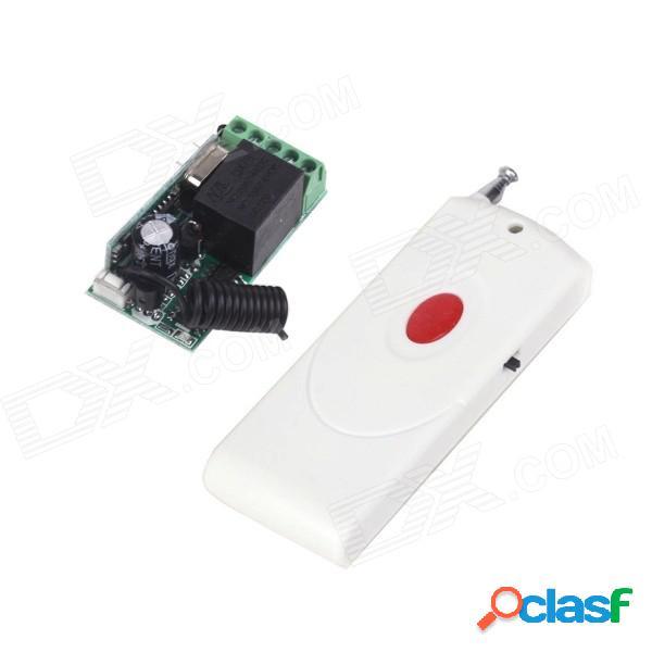 Zndiy-bry zbyb29 mini interruptor de control remoto inalámbrico + control remoto de una sola llave de alta potencia (12v)