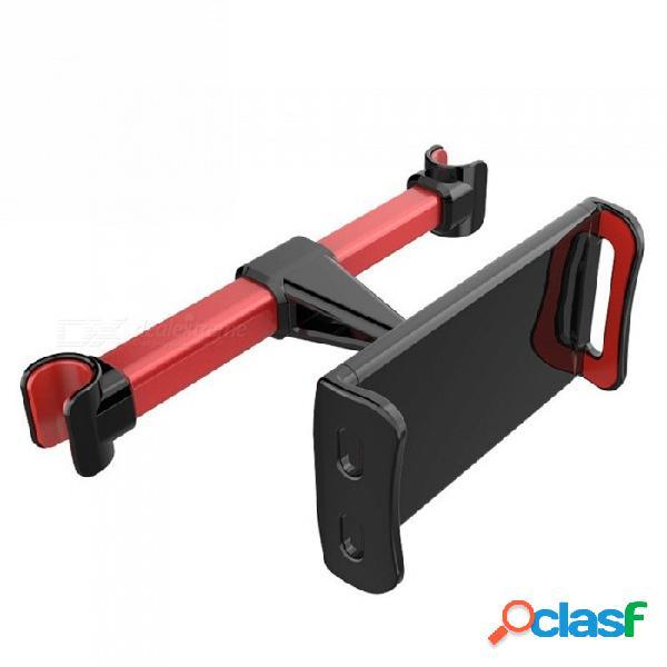 Soporte universal para coche almohada trasera soporte para tableta soporte para coche respaldo asiento reposacabezas soporte para iphone, teléfono móvil