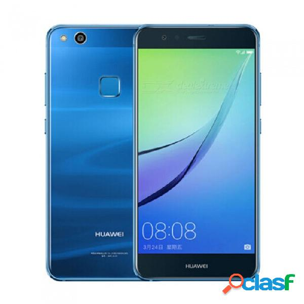 "Huawei nova versión juvenil android7.0 dual sim octa-core 4g 5.2"" teléfono w / 4gb ram, 64gb rom - negro"