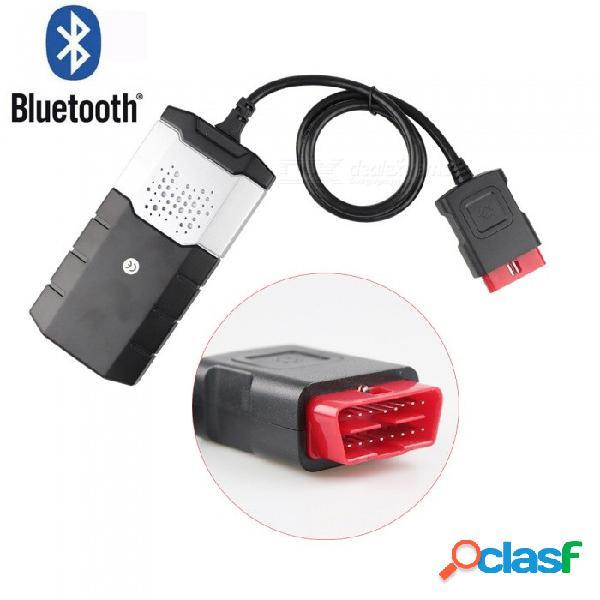 R3 keygen nuevo vci tcs cdp pro ds150e para delphis bluetooth auto coche camión herramienta de diagnóstico obd obd2 obdii escáner con bluetooth