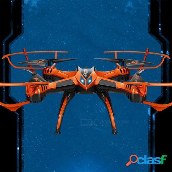 Nueva llegada attop a10 rc drone 2.4g 4ch girocompás de 6 ejes rtf control remoto quadcopter auto volar drone de retorno 2018 mejores niños rc juguete verde