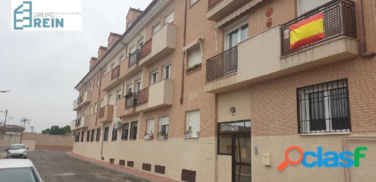 Se vende duplex de 2 dormitorios en torrijos