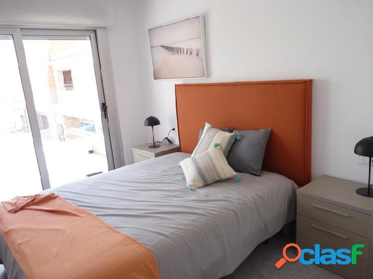 Adosado 3 dormitorios, 2 baños, jardín y solárium privado en San Javier 3