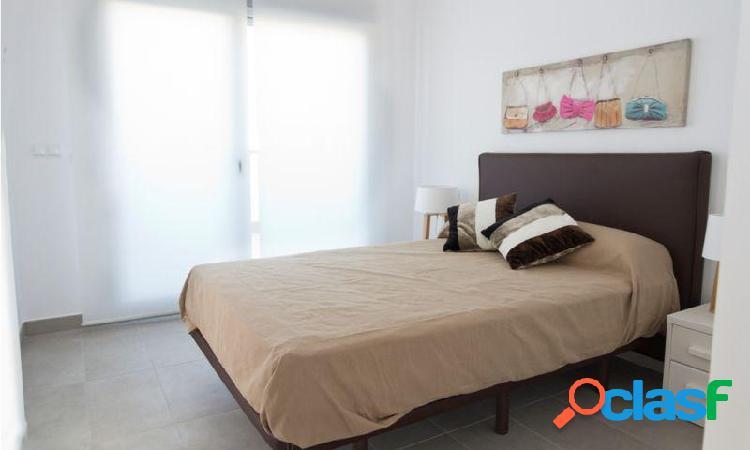Dúplex a 500m del mar, 3 dormitorios, 2 baños, jardín, solárium en Torre de la Horadada 3