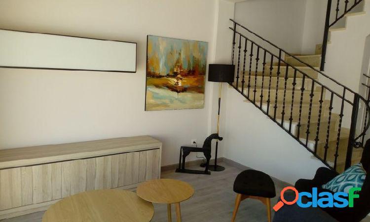 Dúplex adosado 3 dormitorios y 2 baños en Verger (Denia) 1