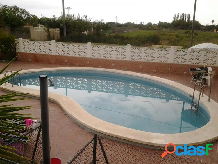 Villa VENTA en Castellon de la Plana zona Serradal cerca del Perrico 3
