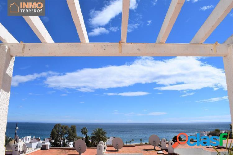 Apartamento en Mojácar Playa con vistas al mar y recién reformado. 1