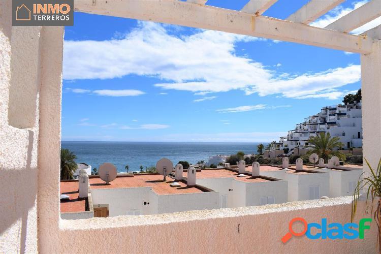 Apartamento en Mojácar Playa con vistas al mar y recién reformado. 2