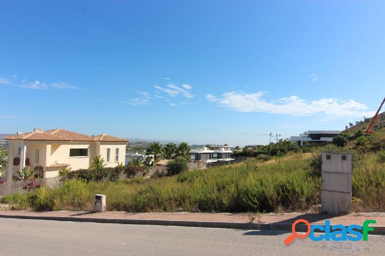 Hermosa parcela con vista al mar en venta en Javea 3