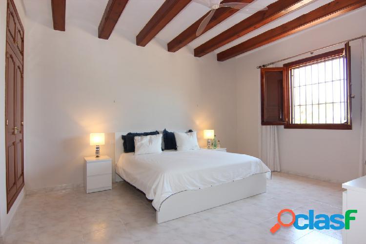 Hermosa villa de una planta en venta en Javea, en la zona residencial de La Lluca 1