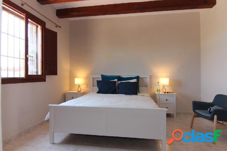 Hermosa villa de una planta en venta en Javea, en la zona residencial de La Lluca 3