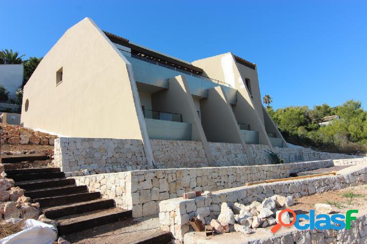 Villa de lujo de nueva construcción en Jávea 1