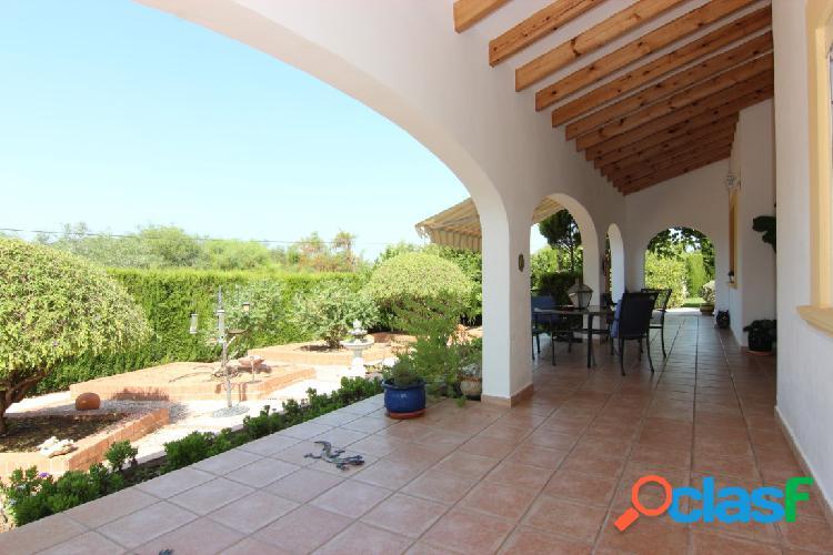 Villa de una sola planta para sillas de ruedas en venta en Javea 3
