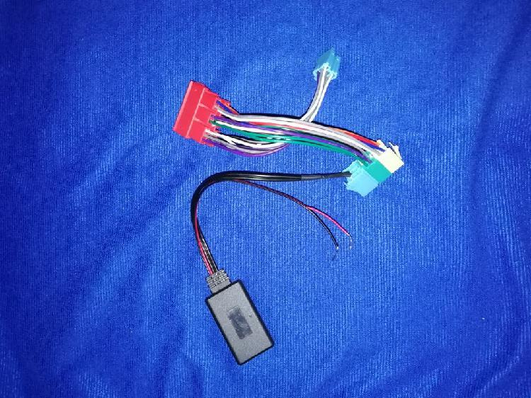 Adaptador bluetooth para radio audi