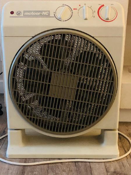 Aire acondicionado ventilador frío/calor meteor-nc