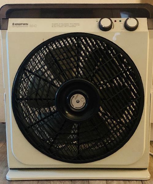 Aire acondicionado ventilador frío/calor taurus