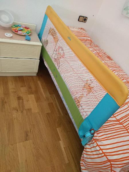 Barrera cama plegable 150cm zoo olmitos