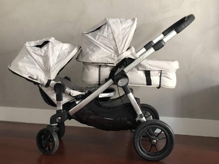 Carrito baby jogger