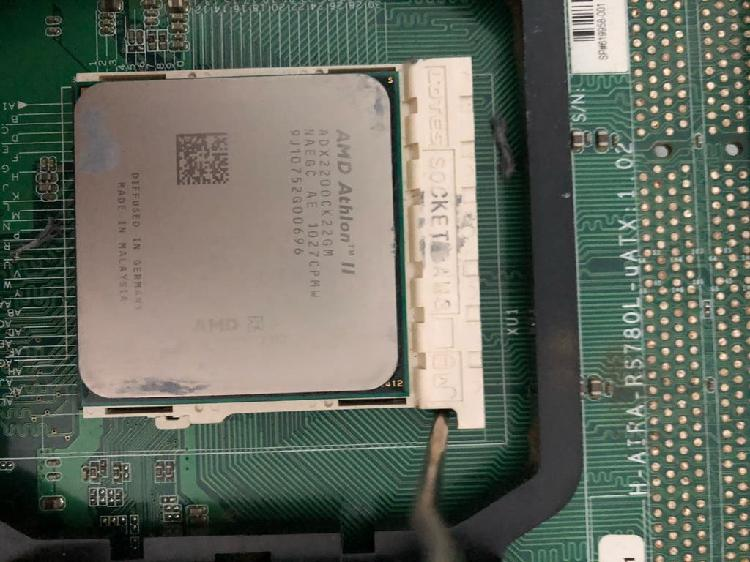 Cpu amd athlon 2 2,8ghz am3