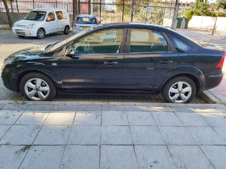 Ford focus titanium 2.0 tdci 136 cv año 2007