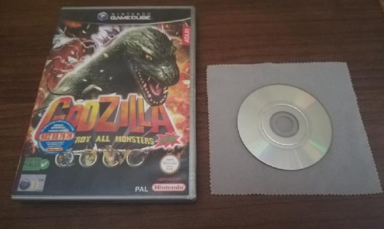 Godzilla gamecube
