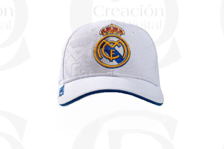 Gorra oficial del real madrid