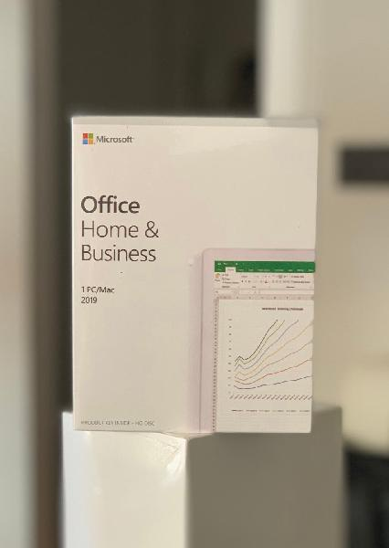 Microsoft office home business 1pc hogar negocios