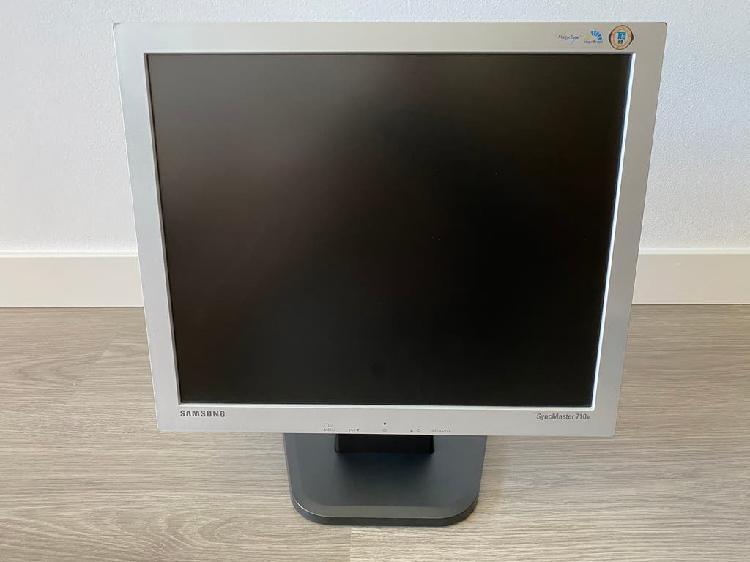 Monitor de ordenador samsung, pantalla plana