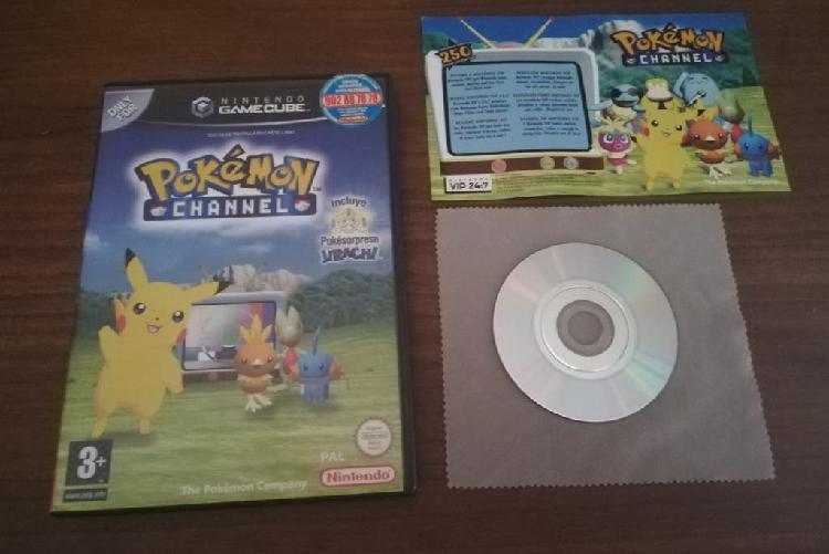Pokemon channel gamecube