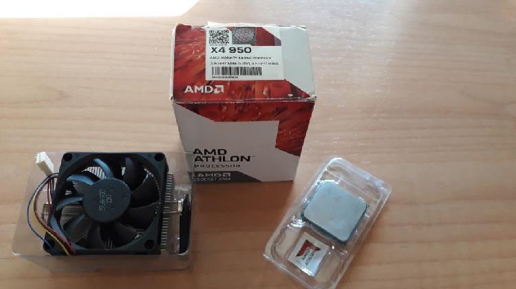 Procesador amd athlon x4 950