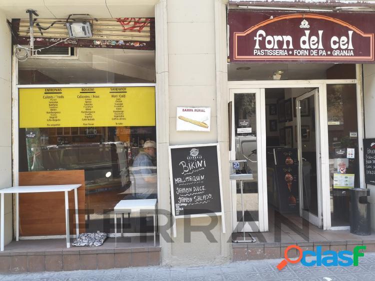 Local comercial alquiler barcelona