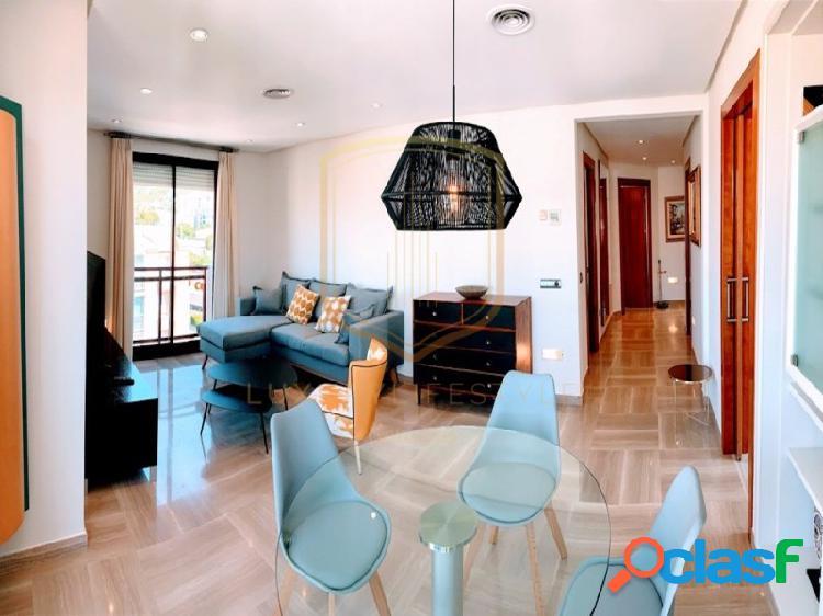 Apartamento acogedor en alquiler en el albir