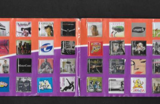 Album de grefusa music mania