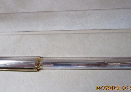 Bolígrafo dupont plata
