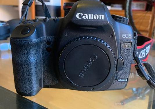 Canon 5d mark ii extras