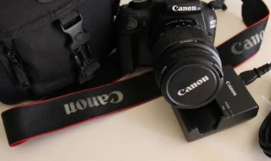 Canon eos 1100d slr rebel t3