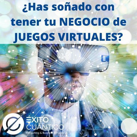 Centro de ocio juegos virtuales