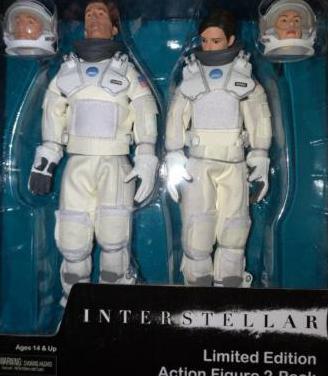 Figuras película interstellar