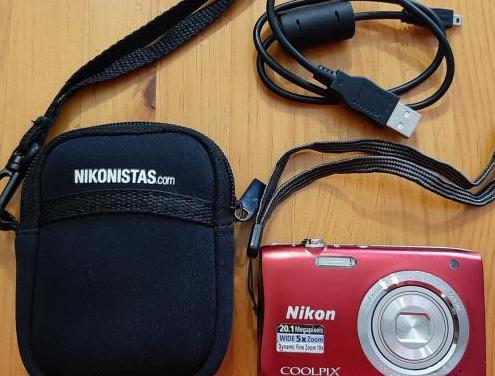 Hasta 10-7 cámara de fotos nikon