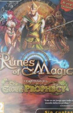 Juego pc runes of magic