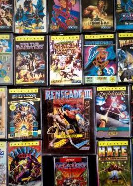 Pack 20 juegos spectrum