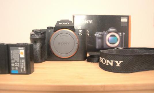 Sony ilce-7m2 alpha7 ii