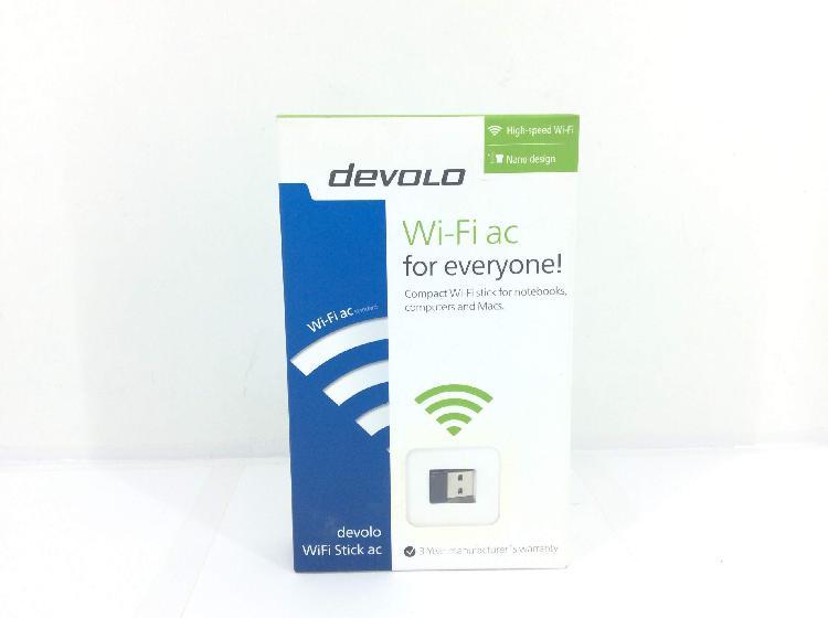 Adaptador wireless devolo wi fi ac