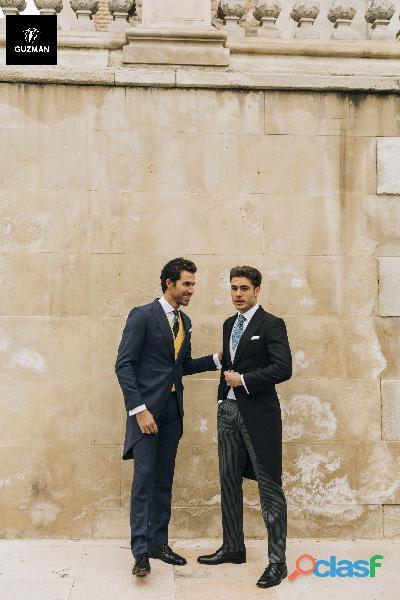 Alquiler de trajes de novio y chaqués online  Trajes Guzmán 1