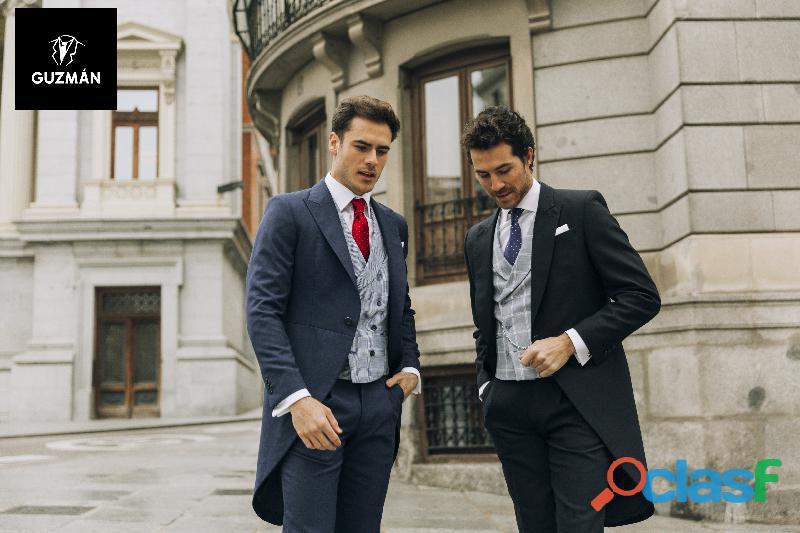 Alquiler de trajes de novio y chaqués online  Trajes Guzmán 8
